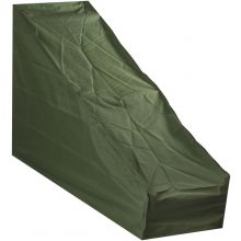 Woodside Large Protective Lawn Mower Waterproof Cover GREEN