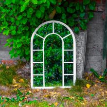 Maribelle Decorative Garden Arch Mirror