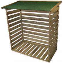 Woodside Garden Log Shed/Store