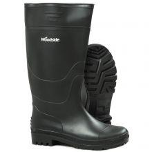 Woodside Waterproof Wellington Garden Muck Field Boots Mens & Ladies Wellies