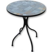 Woodside Mosaic Garden Table