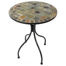 Woodside Mosaic Garden Table