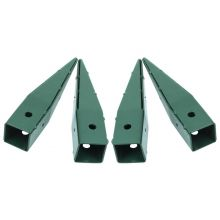 Woodside Steel Archway Support Ground Spikes - 4 PACK
