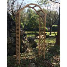 Woodside Wooden Garden Arch