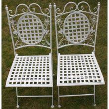 Maribelle Square Garden Chairs