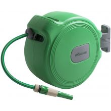 Woodside 20m Auto Rewind Retractable Hose Reel