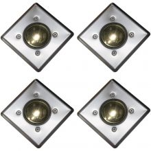 Oxbridge Deck Lights - WARM WHITE x 4