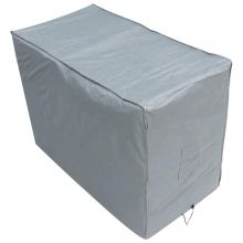 Oxbridge Small (2 Seater) Bench Waterproof Cover GREY