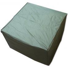 Woodside Rattan Cube Set Cover GREEN