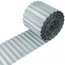 Woodside Galvanised Steel Garden/Pathway Edging Rolls