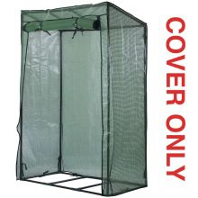 Woodside Tomato Greenhouse/Growhouse Cold Frame Protective Replacement Cover