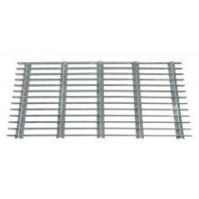 Woodside Galvanised Steel Door Mat - Large
