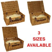 Woodside Wicker Picnic Hamper