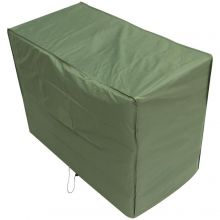 Oxbridge Small (2 Seater) Bench Waterproof Cover GREEN
