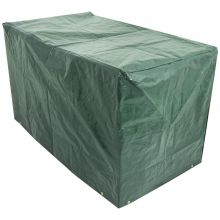 Oxbridge XL Barbecue Cover 120g/M2 PE GREEN