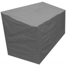 Oxbridge Medium (3 Seater) Bench Waterproof Cover GREY