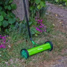 Woodside Hand Operated Lawn Scarifier/Aerator