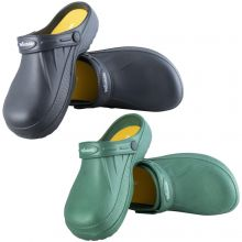 Woodside Mens/Ladies Slip On Garden Clogs Shoes