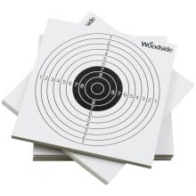 Woodside 100pc Rifle Target Set
