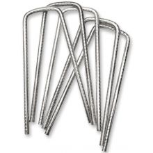 Woodside Galvanised U-Shaped Pegs