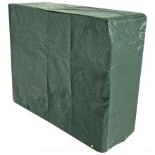 Oxbridge Large Barbecue Cover 120g/M2 PE GREEN