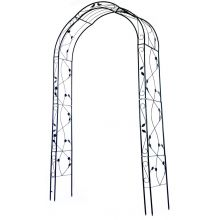 Woodside Garden Rose Metal Arch
