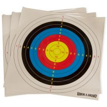 Wollowo Archery Target Faces