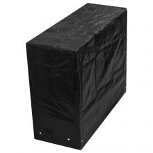 Woodside Large Barbecue Waterproof Cover BLACK