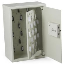 Hausen Wall Mounted Key Cabinet Safe – 105 KEY