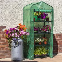 Woodside 4 Tier Greenhouse Growhouse