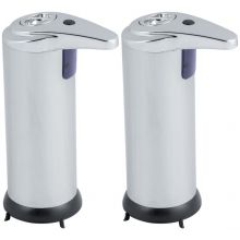 Hausen Chrome Soap Dispenser X 2