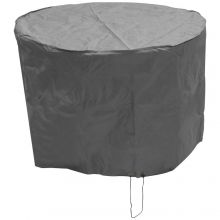 Oxbridge Small Round Patio Set Waterproof Cover GREY