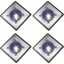 Oxbridge Deck Lights - WHITE x 4