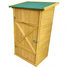 Woodside Garden Storage Cupboard/Tool Store