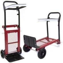 Woodside Multi Purpose Sack Truck Trolley