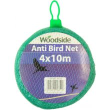 Woodside Anti Bird Fruit Crop Net Netting 4m x 10m