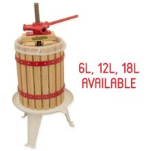 Woodside Fruit Apple/Grape Cider Wine Press
