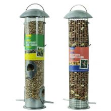 Woodside Large Heavy Duty Peanut & Seed Bird Feeder
