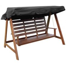 Woodside Swing Chair/Hammock Replacement Canopy BLACK