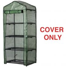 Woodside Outdoor Greenhouse/Growhouse Cold Frame Protective Replacement Cover