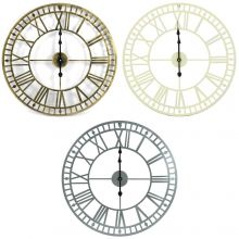Woodside 60cm Indoor/Outdoor Garden Wall Clock