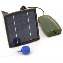 Oxbridge 1 Air Stone Aerator Pond Water Oxygenator Solar Powered Oxygen Pump
