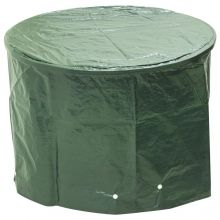 Woodside Outdoor Garden Kettle Barbecue BBQ Cover, 0.77m x 0.58m (2.5ft x 1.9ft)