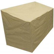 Oxbridge Large (4 Seater) Bench Waterproof Cover SAND