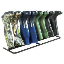 Woodside Steel Boot Rack Stand