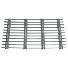 Woodside Galvanised Steel Door Mat - Medium