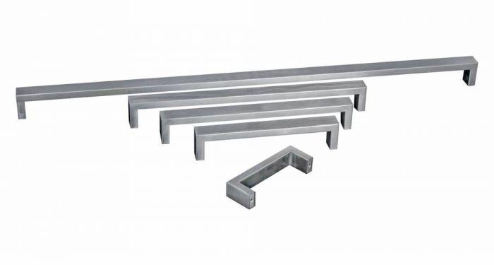 Hausen Kitchen Cupboard Draw Cabinet, Kitchen Cabinet Stainless Steel Handles