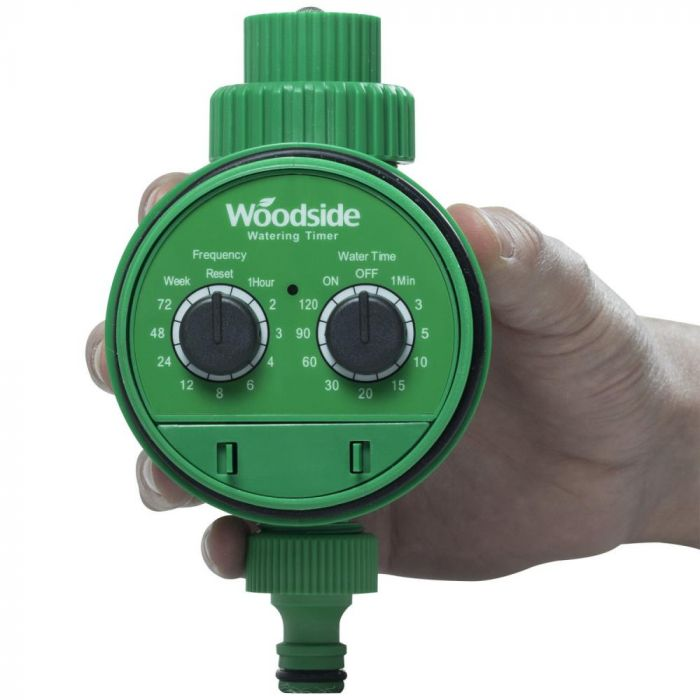 Woodside Automatic Electronic Water, Garden Water Timer