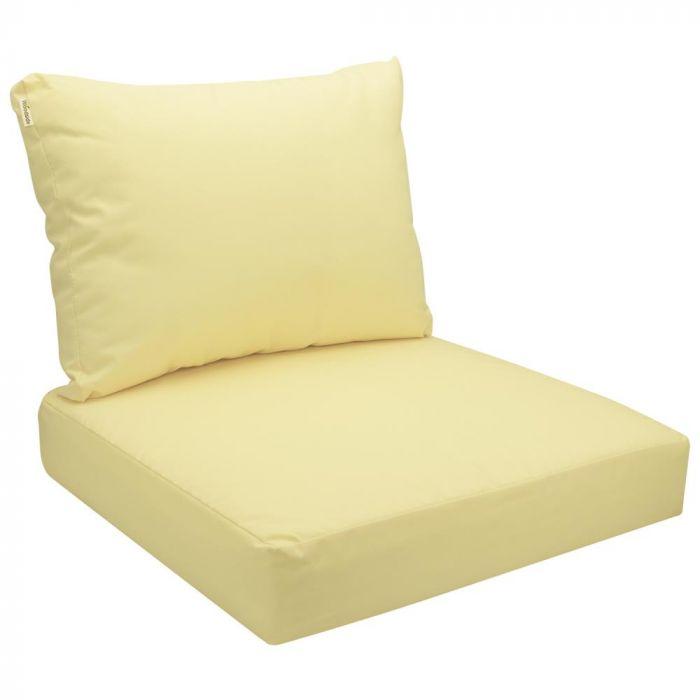 Woodside Replacement Rattan Garden, Garden Furniture Cushions
