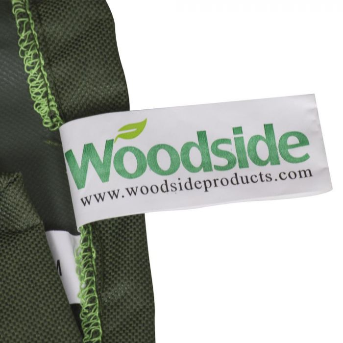 Woodside Green Waterproof Outdoor 8 Seater Square Picnic Table Cover